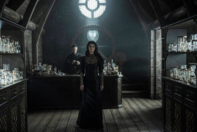 The Witcher, Netflix yeneffer