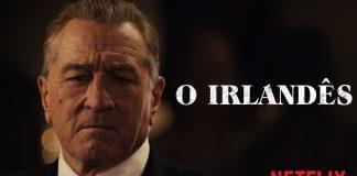 o irlandês trailer final netflix