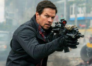 Mark Wahlberg em Uncharted