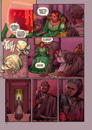 steampunk ladies choque do futuro zé wellington e sara prado editora draco