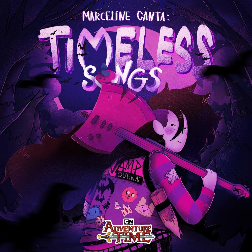 timeless song hora de aventura cartoon network