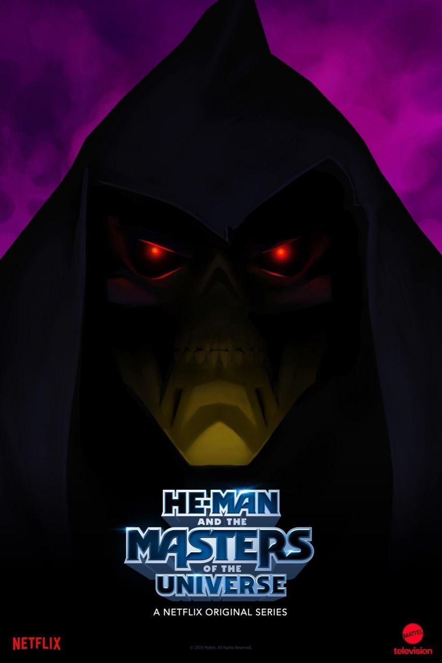 He-Man e os Mestres do Universo