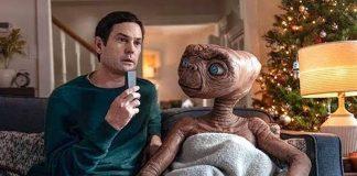 Reencontro de Elliott e E.T.