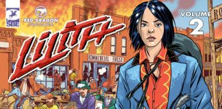 lilith vol. 2 red dragon publisher