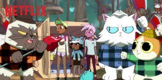Kipo e os Animonstros