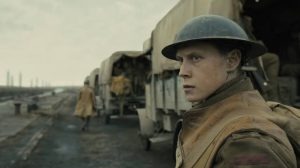 George MacKay vive o soldado Schofield