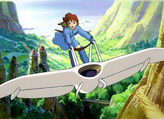 Studio Ghibli - Nausicaa do Vale do Vento
