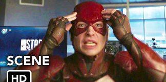 Flash de Ezra Miller aparece em Crise nas Infinitas Terras
