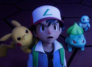 Pokémon, o Filme - Animação em 3DCGI Netflix